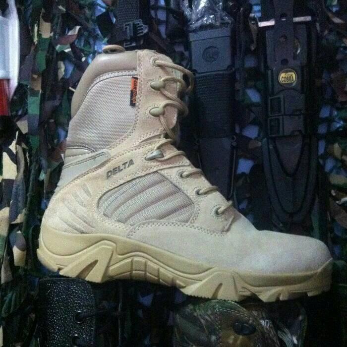 harga Sepatu delta import 8' Tokopedia.com