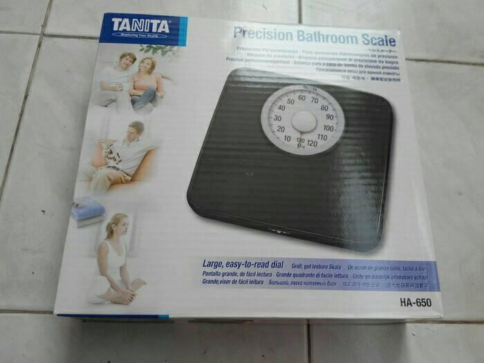 harga Timbangan badan manual tanita ha-650 Tokopedia.com