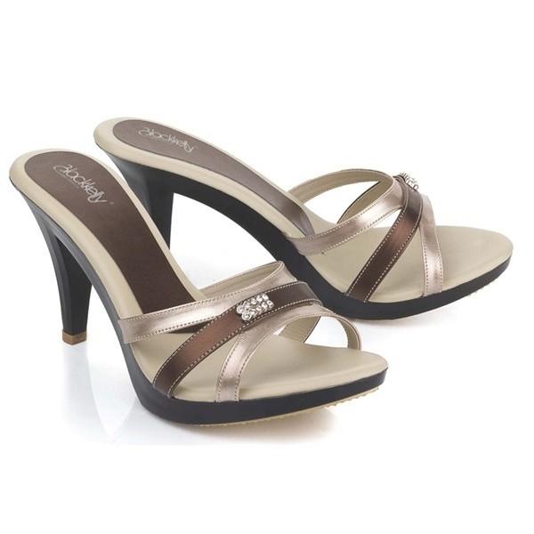 harga Sandal High Heels Keren, Sepatu Heels Pesta, Blackkelly Ljp 553 Tokopedia.com