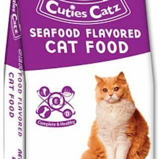 Jual Makanan Kucing Murah Bagus Cuties Catz Kota Bandung