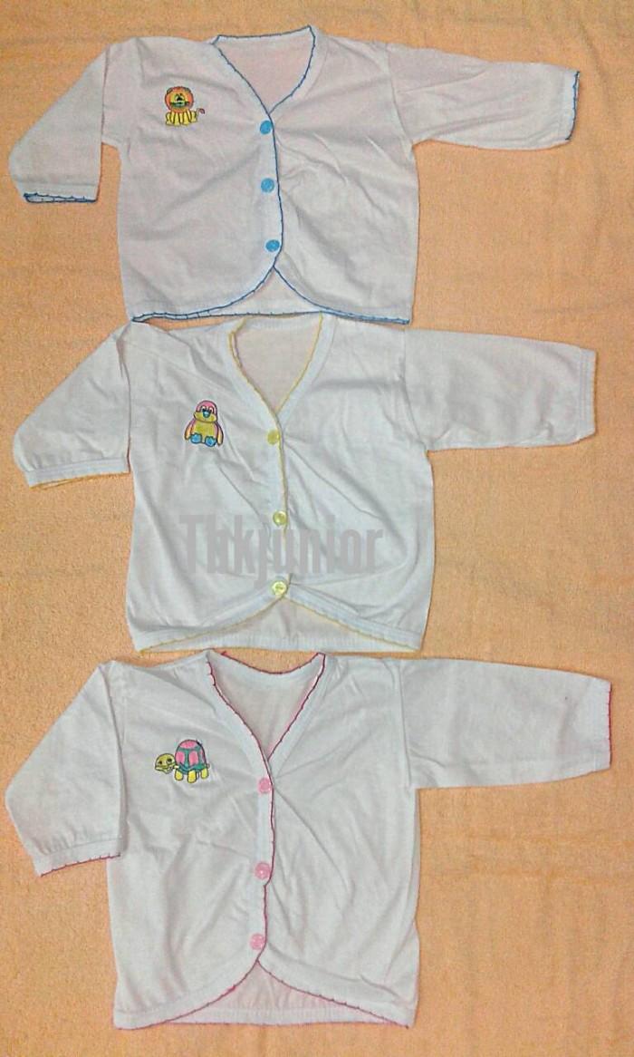 Baju atasan bayi baru lahir/new born lengan panjang