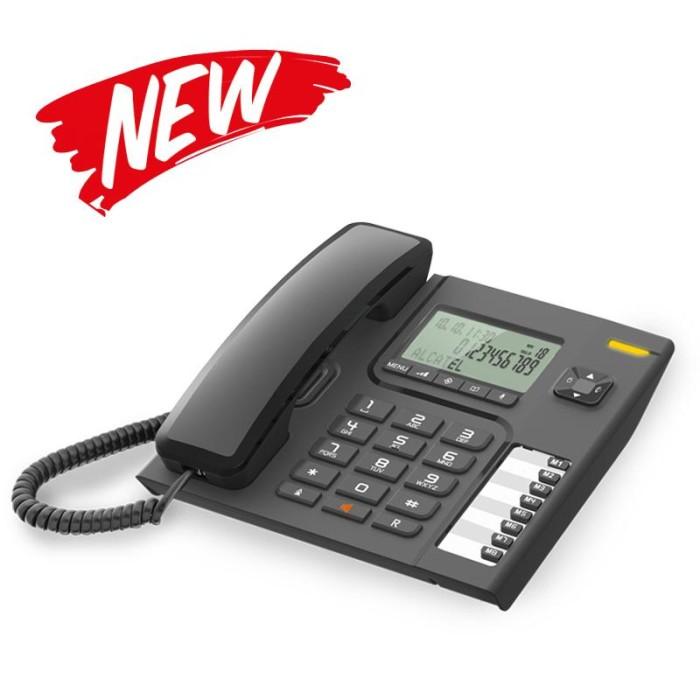 harga Alcatel t76 large display speakerphone telepon rumah single line Tokopedia.com