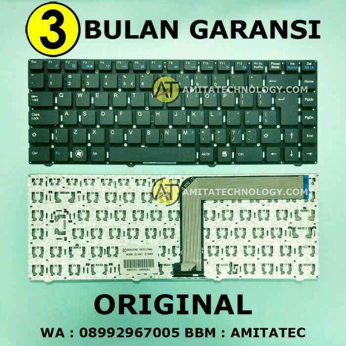 harga Keyboard laptop original acer aspire one 14 z1401 14 z1402 Tokopedia.com