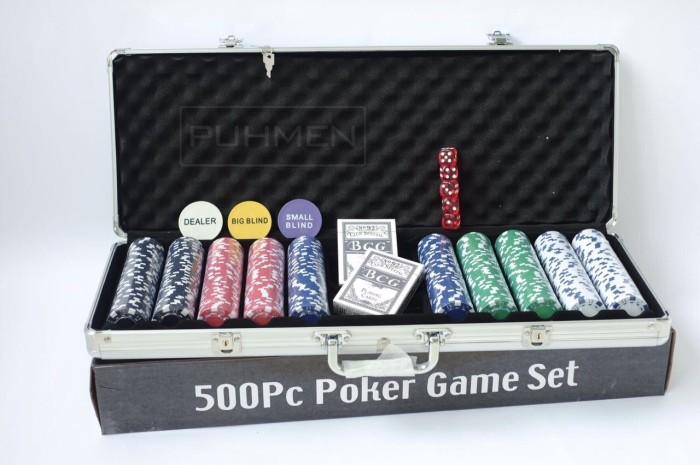 harga Poker chip 500 Tokopedia.com