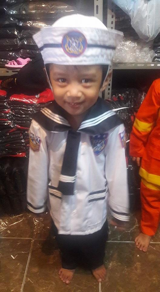 harga Baju pelayar anak / baju angkatan laut popeye anak Tokopedia.com