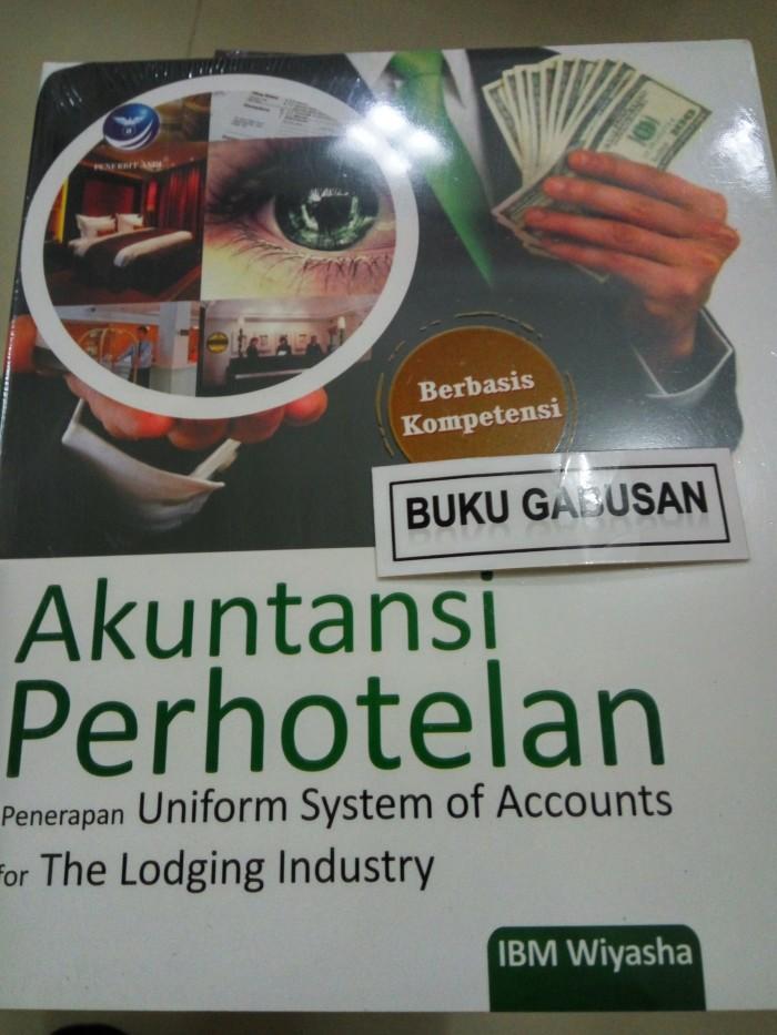 harga Buku akuntansi perhotelan-ibm wiyasha penerbit andi ar Tokopedia.com