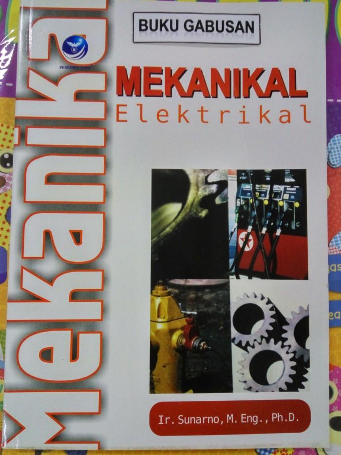 harga Buku mekanikal elektrikal-sunarno an Tokopedia.com