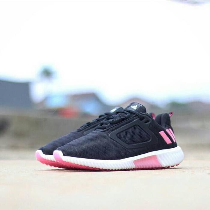 8597120974f1f Jual Adidas Climacool Bounce 1 tech black Pink (ORIGINAL) - Kota ...