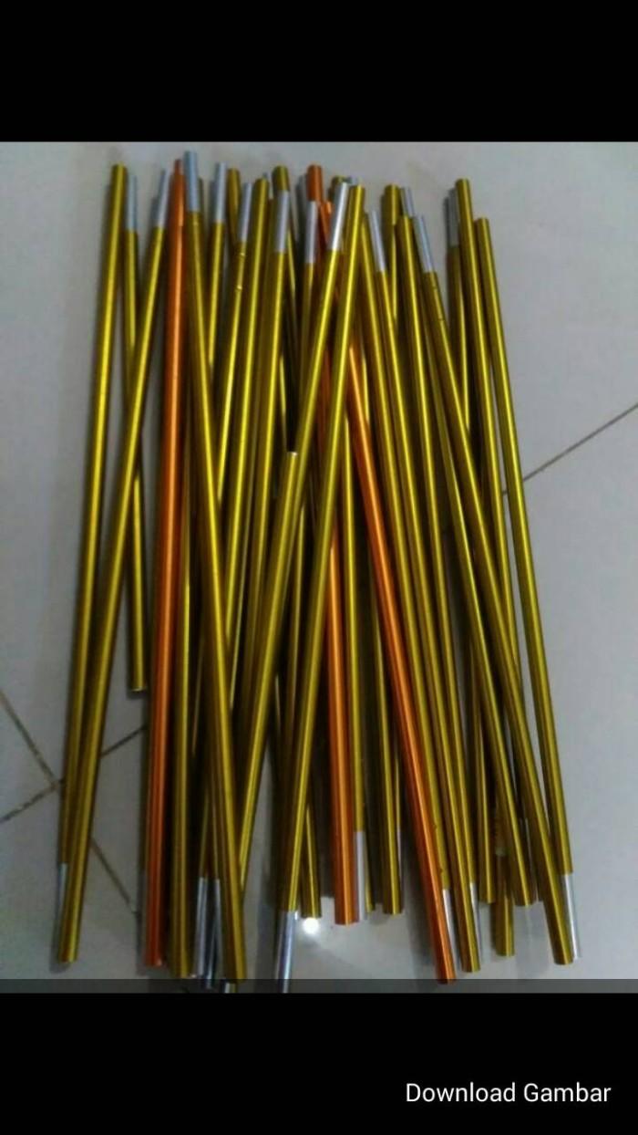 harga Frame tenda alloy for tenda consina magnum 4 [frame utama only] Tokopedia.com