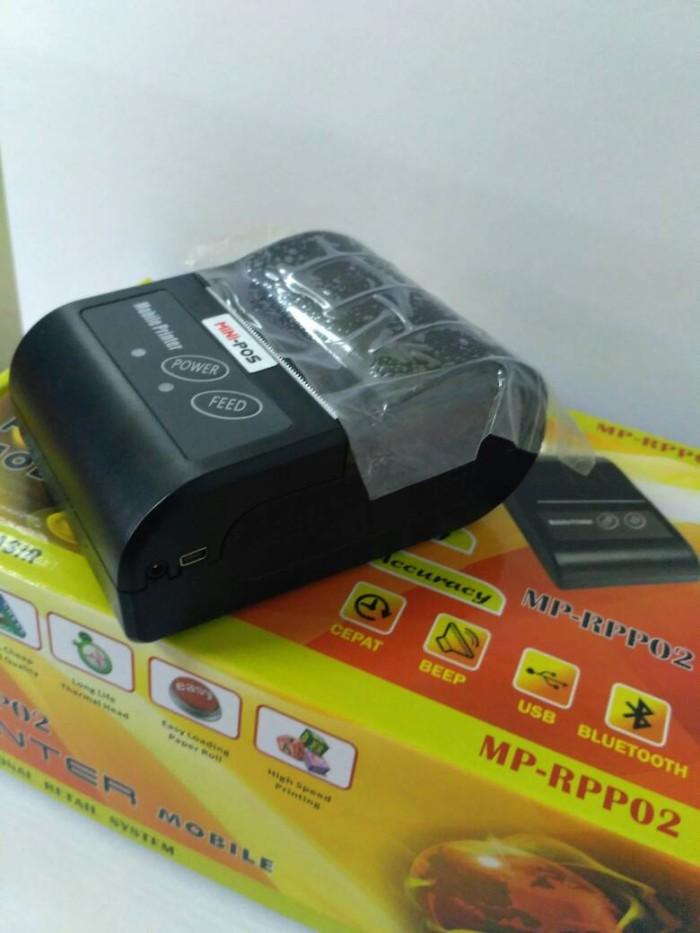 harga Printer bluetooth mini pos mp rpp02 / minipos Tokopedia.com