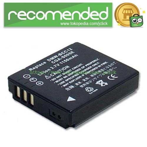 harga Baterai kamera panasonic cga-s005 cga-s005a cga-s005a/1b cga-s005e cga Tokopedia.com