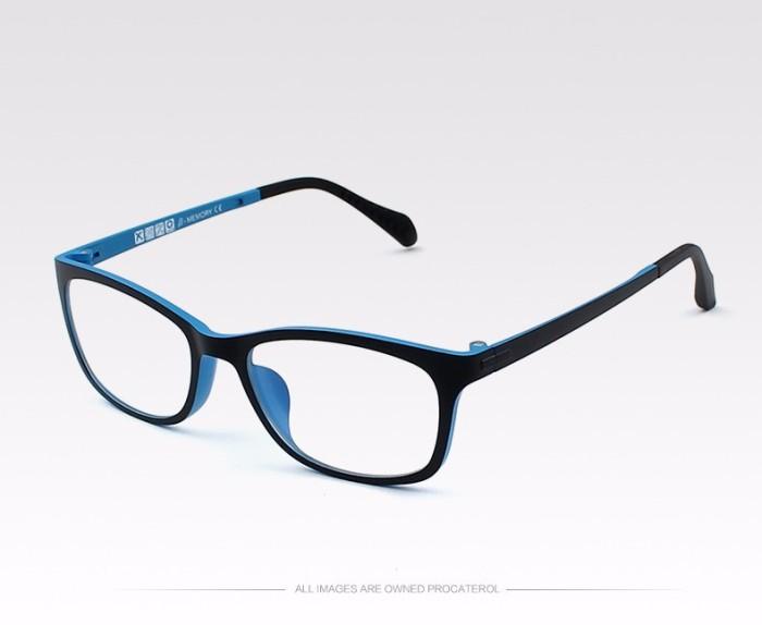 Jual Kacamata anti radiasi kateluo 13031 biru cowok - akantech ... 039f2587ca