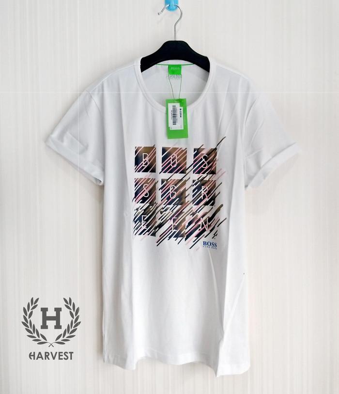 21d8a240 Jual Kaos / T-Shirt / Tees Hugo Boss ORIGINAL IMPORT TA B 2204 BOSS ...