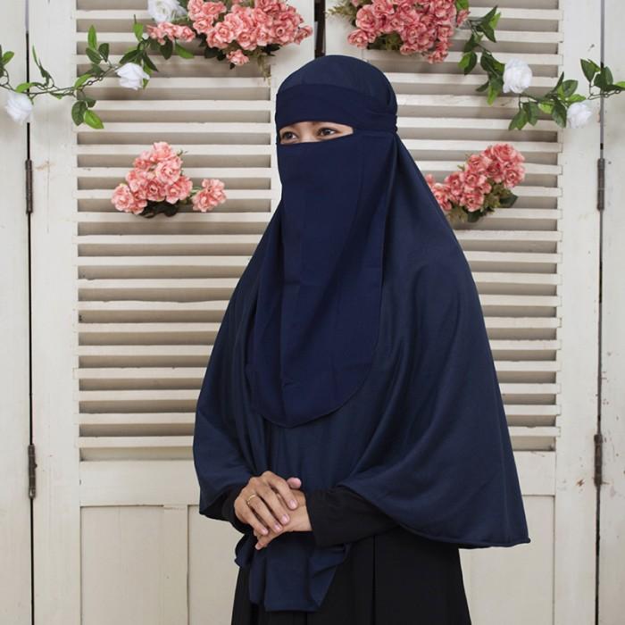 Jual Hijab Cadar Niqob Bandana Limited Limited - Kota Surabaya ...
