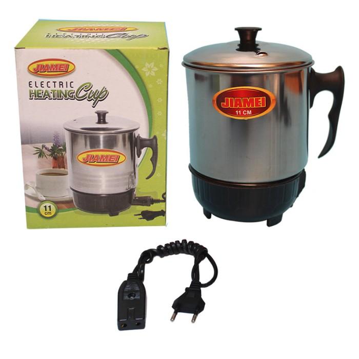 EELIC 8015 1 65L 14cm 190W Stainless Steel Pemanas Air Mug Teko Source · EELIC Pemanas Air Mug Teko Listrik electric kettle 11mm 8011 190W