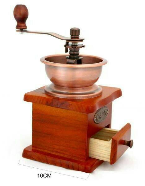 harga Coffee grinder gilingan kopi cofee maker penggiling biji kopi Tokopedia.com