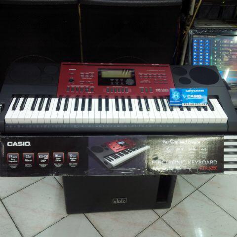 harga Keyboard casio ctk-6250 Tokopedia.com