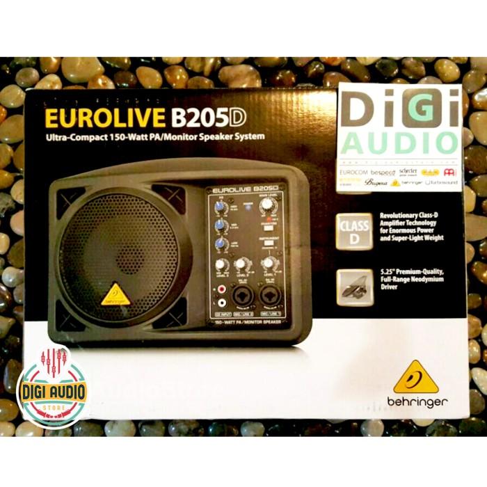 harga Behringer b205d [ b 205 d ] speaker aktif / active Tokopedia.com
