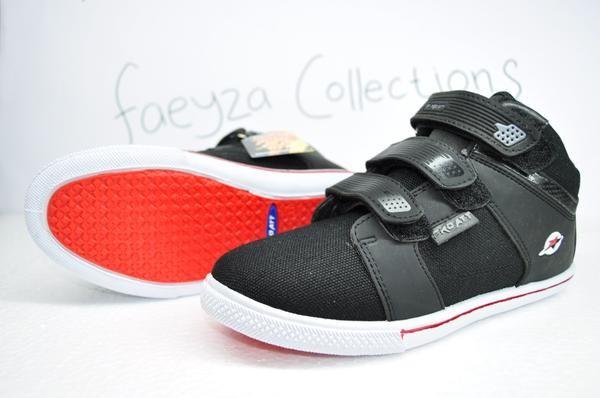 harga Sepatu sekolah anak pro att bch sepatu anak tk sd smp sepatu boots Tokopedia.com