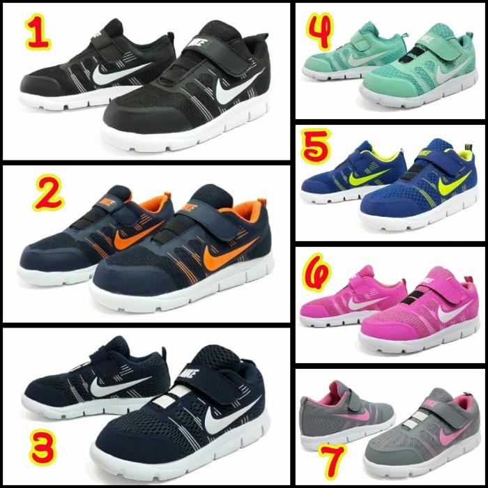 harga Sepatu anak nike free kids tersedia 7 warna premifum made in vietnam Tokopedia.com