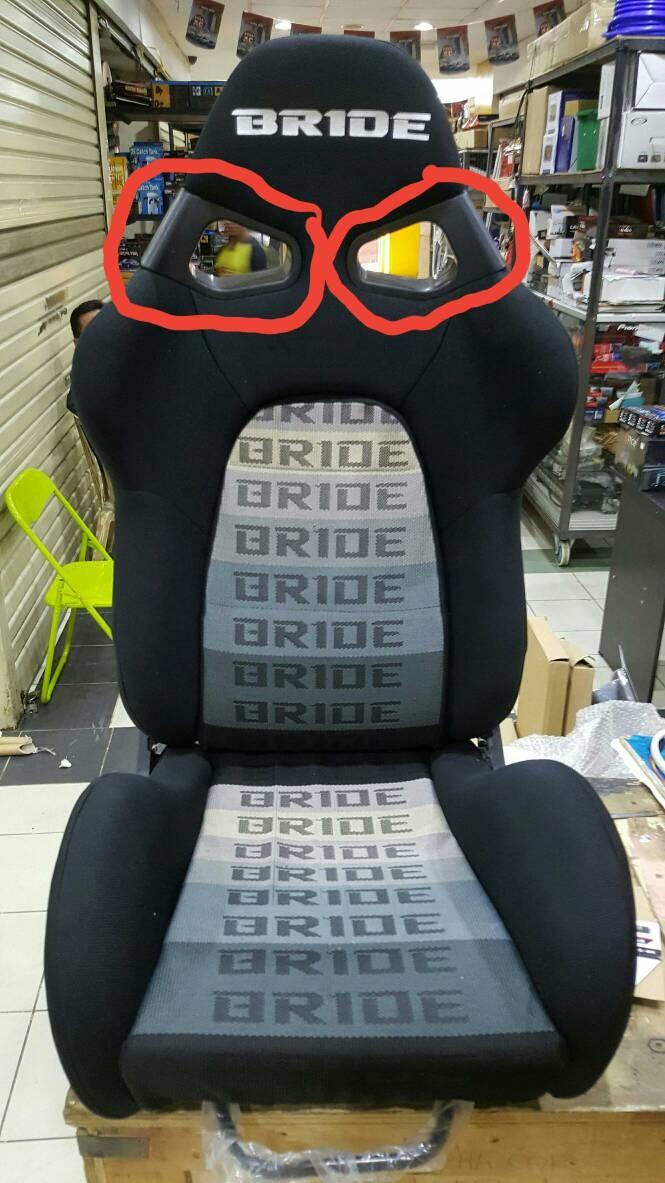 harga Mata jok racing bride cuga import Tokopedia.com