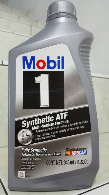 Jual Oli Mobil 1 Fully Synthetic ATF MV Multi Vehicle 1