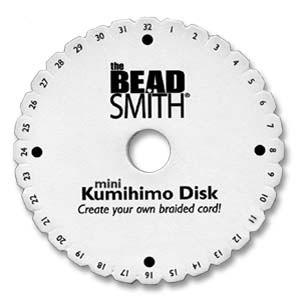 Jual KUMIHIMO DISK by BEADSMITH/CIRCLE 15CM - Pondok Crafty | Tokopedia