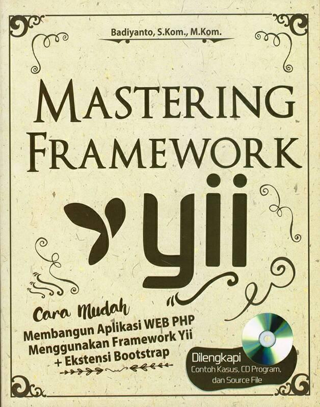 harga Mastering framework yii Tokopedia.com