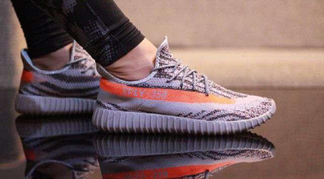 faaa7c314c1ad Jual sepatu pria adidas yeezy SPLY 350 original premium 3 warna 36 ...