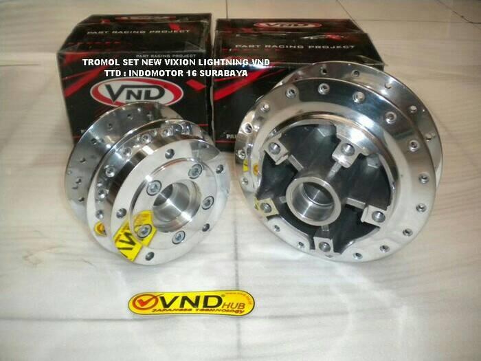 harga Tromol set vixion new vnd Tokopedia.com