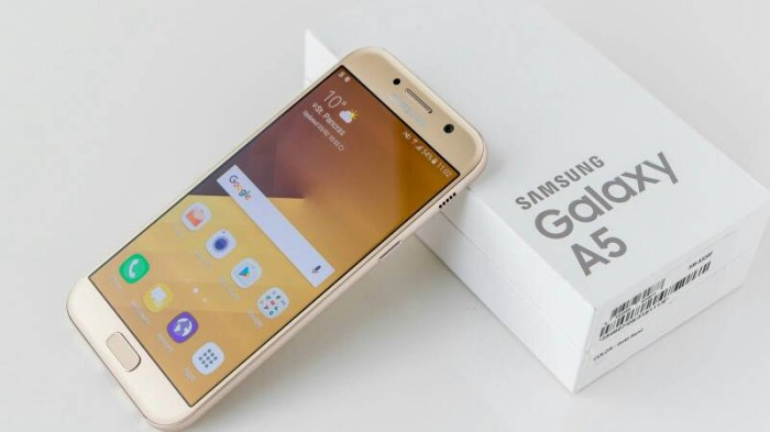New Samsung Galaxy A5 2017 anti air, anti debu..