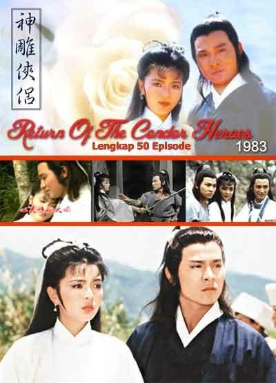 harga Silat mandarin - return of the condor heroes 1983 Tokopedia.com