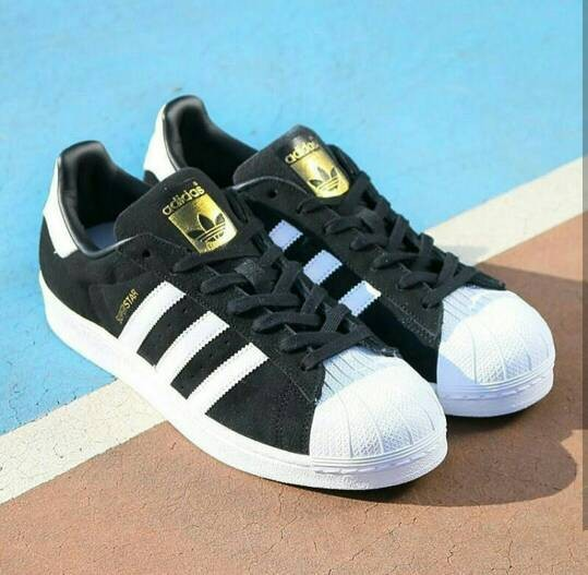 Adidas Superstar Suede Original 100