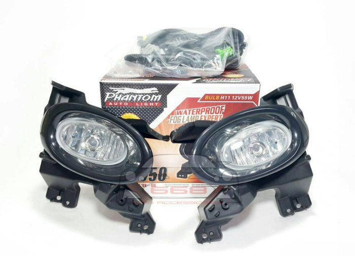 harga Fog lamp/lampu kabut honda city '08~'11 (4th gen) phantom hd-050 Tokopedia.com