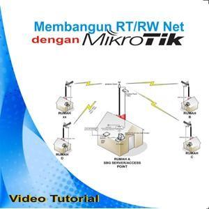 harga Dvd video tutorial membangun rt rw net mikrotik bahasa indonesia Tokopedia.com