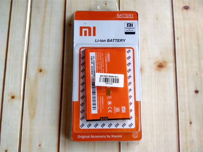 harga Battery bm20 for xiaomi mi2 mi2s batere batre baterai original 99% Tokopedia.com