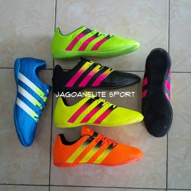 ... get sepatu futsal grade super adidas ace 16.1 import top quality. harga  bacf7 6bdb0 626b537ca6