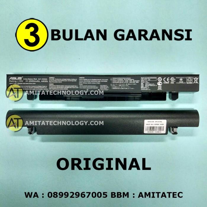 Jual Baterai Laptop Genuine Original Asus A41 X550 A41 X550a Kota Surabaya Amita Technology Tokopedia