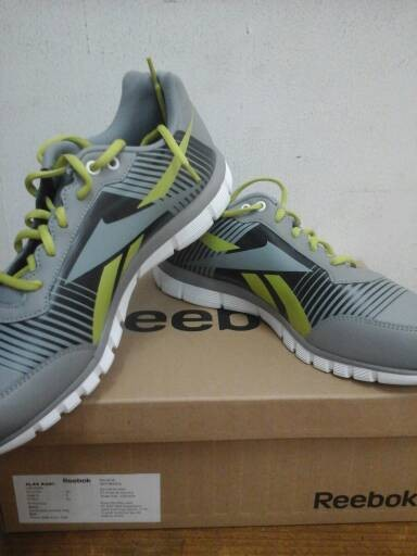 harga Sepatu reebok original running zfusion grey Tokopedia.com