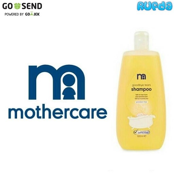 harga Mothercare goodye tears shampoo tidak pedih di mata made in uk Tokopedia.com