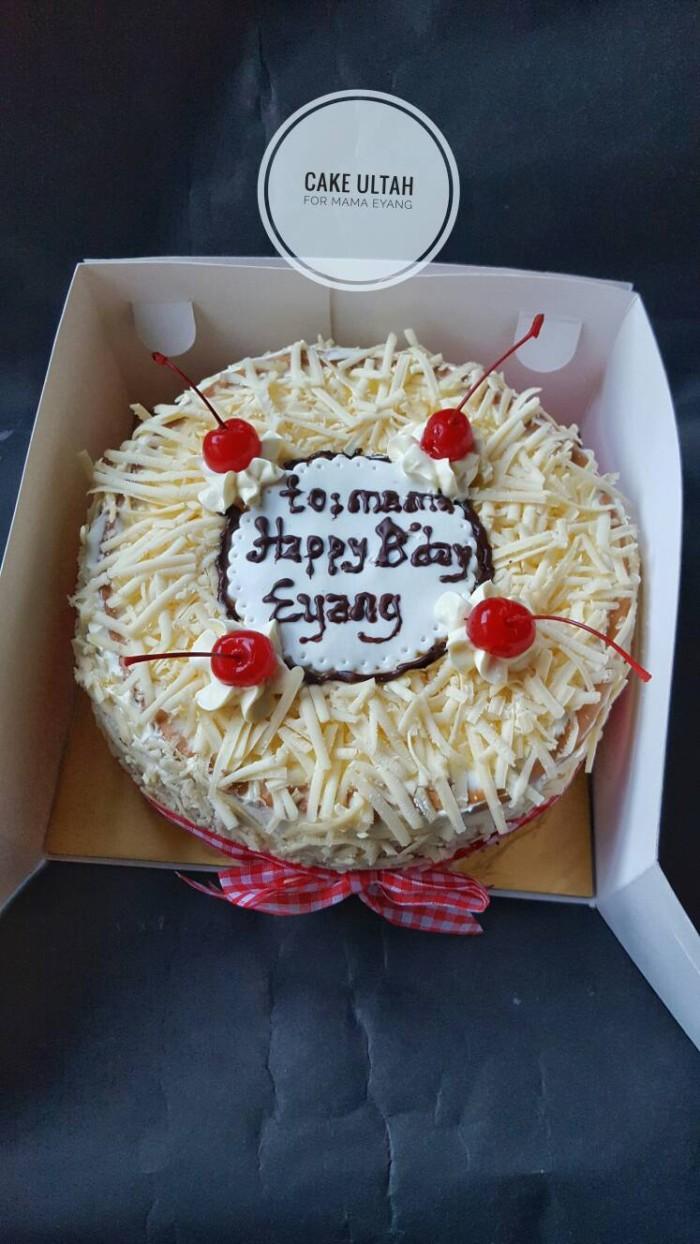 Jual Cake Keju Setengah Gondrong Kota Salatiga Bundaqu Shop