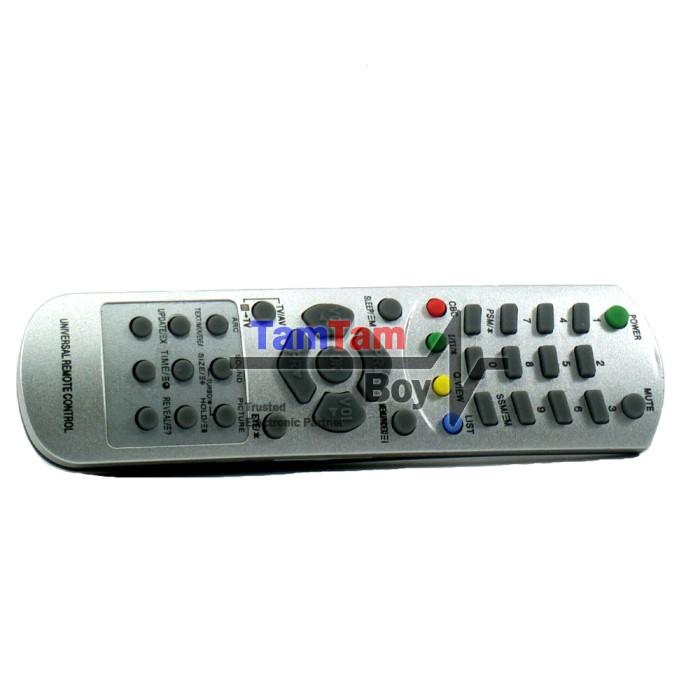 harga Remote control tv tabung/crt universal untuk semua merk lg (kw) murah Tokopedia.com