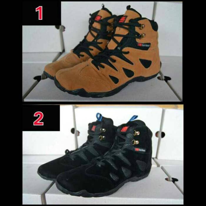 Sepatu Karrimor High   Tracking Hiking Gunung Traveling  salomon eiger a244d2440d