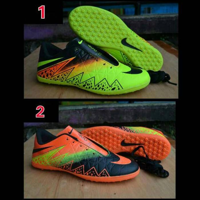 Sepatu Futsal Nike Hypervenom / Sport Olahraga / Sepak Bola / Adidas
