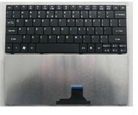 Foto Produk Keyboard Acer One 722 721 751 1810 753 - Hitam dari SolusiPartLaptop