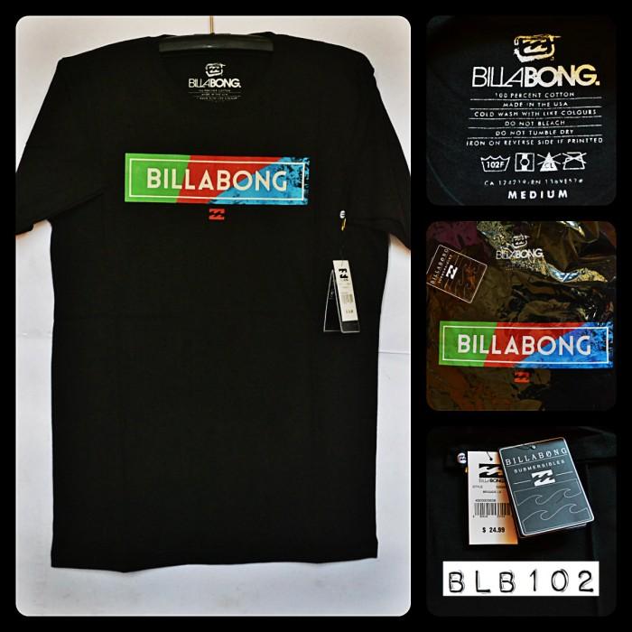 Kaos Distro Surfing Skate BILLABONG Premium Kode: BLB102