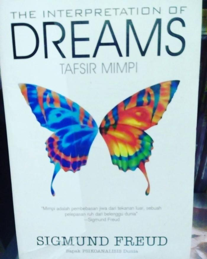 harga The interpretation of dreams tafsir mimpi - sigmund freud m Tokopedia.com
