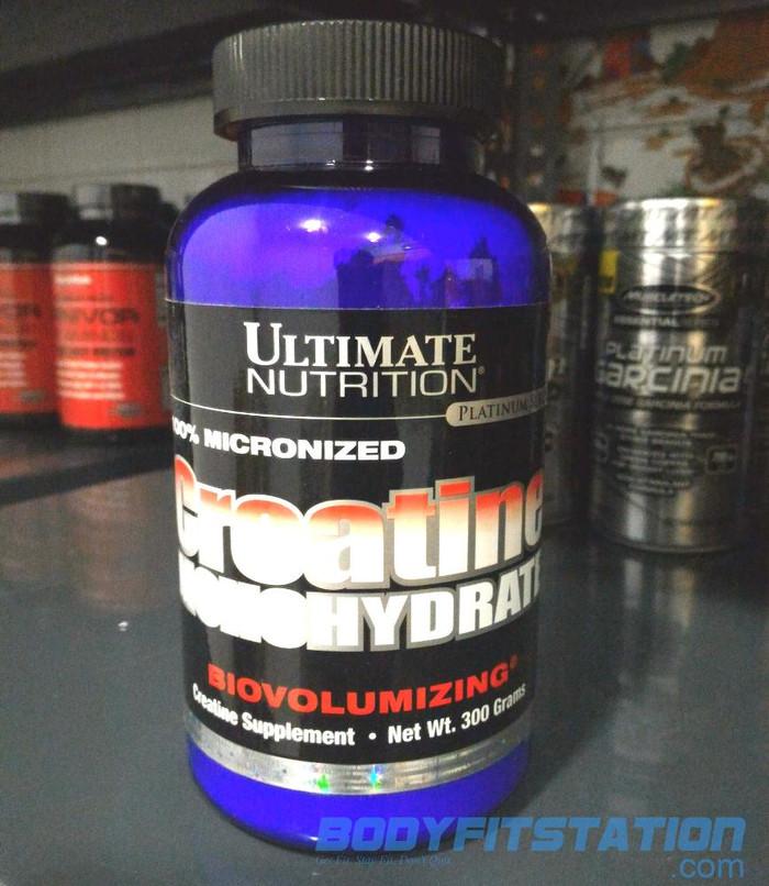 Jual Spesial Ultimate Nutrition Creatine Monohydrate 300 Grams Bubuk G Gr Kota Depok Dennalda Shop Tokopedia