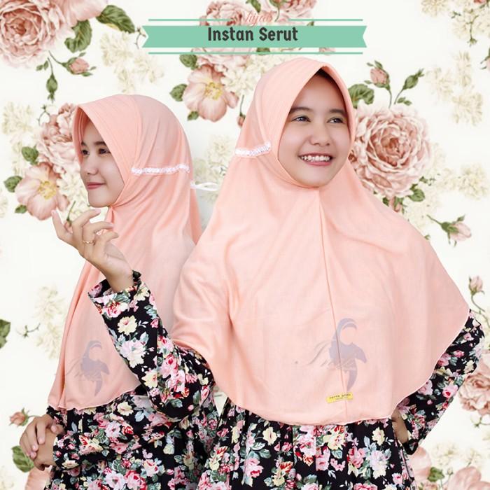 Foto Produk Hijab Instan Najwa Serut Murah dari Zulfa Hijab Store