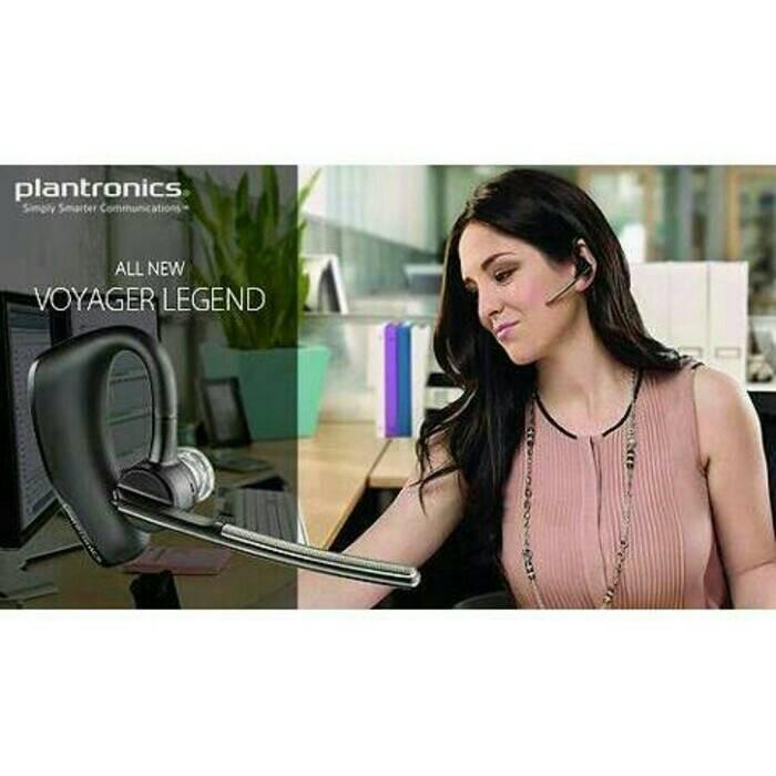 harga Headseat bluetooth stereo plantronics voyager legend   oem Tokopedia.com
